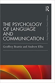 Book, The Psychology of Language and Communication